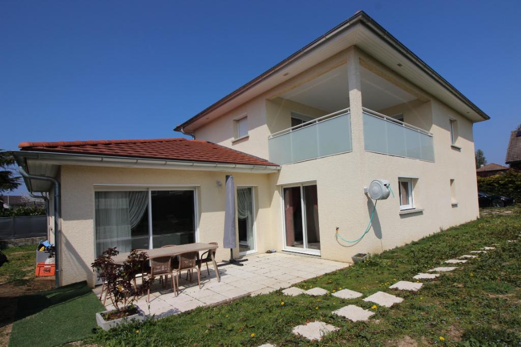Vente Maison de 4 pièces 146 m² - SCIEZ 74140 | IMOGROUP DOUVAINE - IMOGROUP photo1
