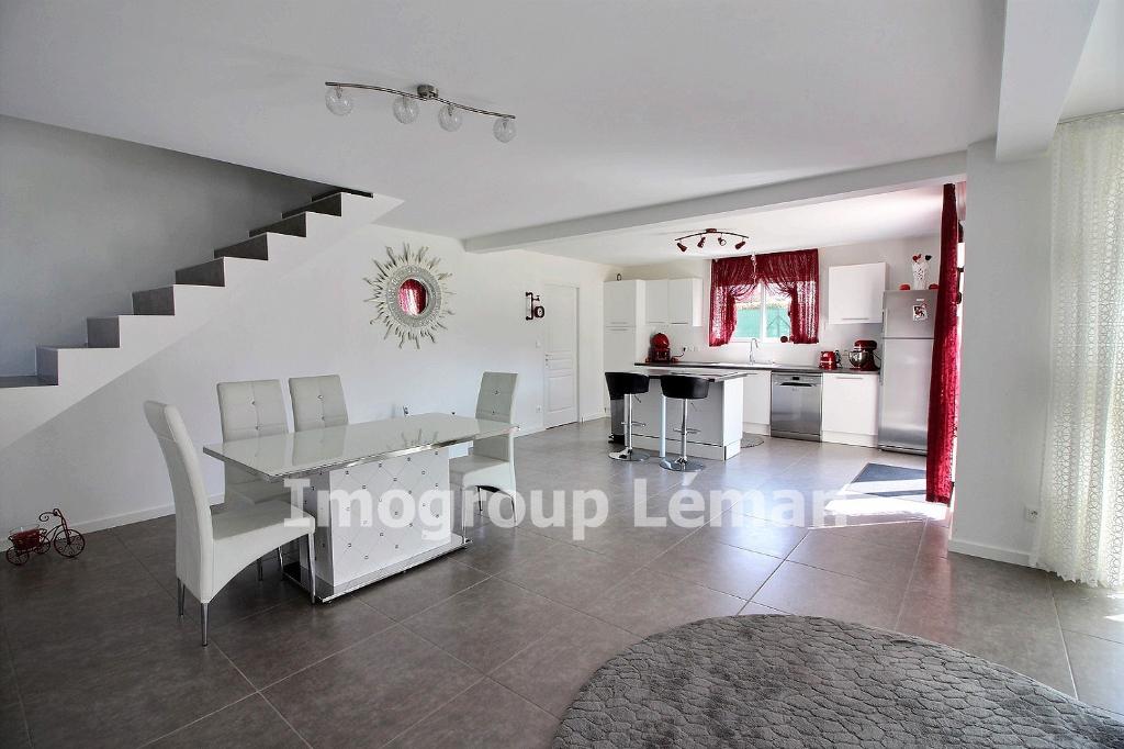Vente Maison de 4 pièces 146 m² - SCIEZ 74140 | IMOGROUP DOUVAINE - IMOGROUP photo2