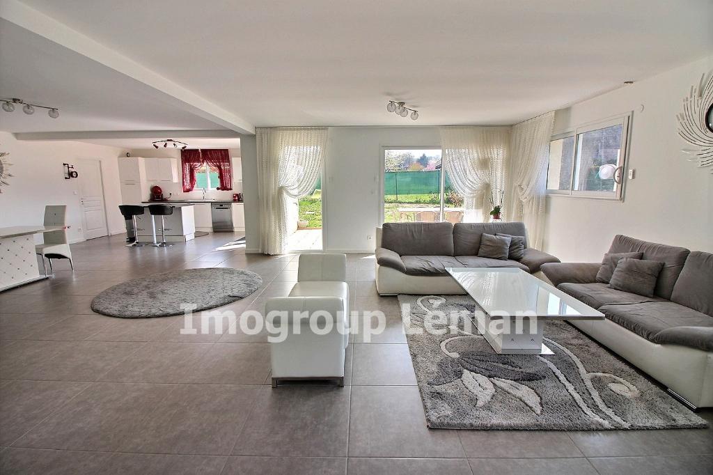 Vente Maison de 4 pièces 146 m² - SCIEZ 74140 | IMOGROUP DOUVAINE - IMOGROUP photo4