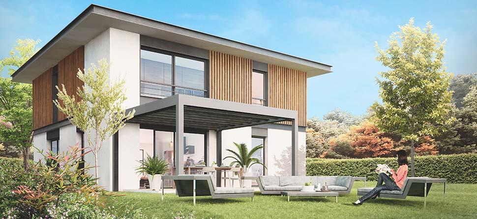 Vente Maison de 6 pièces 129 m² - ANTHY SUR LEMAN 74200   IMOGROUP EVIAN - IMOGROUP photo1