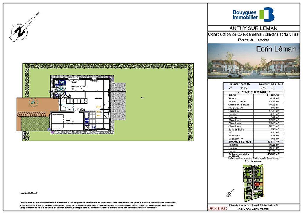 Vente Maison de 6 pièces 129 m² - ANTHY SUR LEMAN 74200   IMOGROUP EVIAN - IMOGROUP photo2
