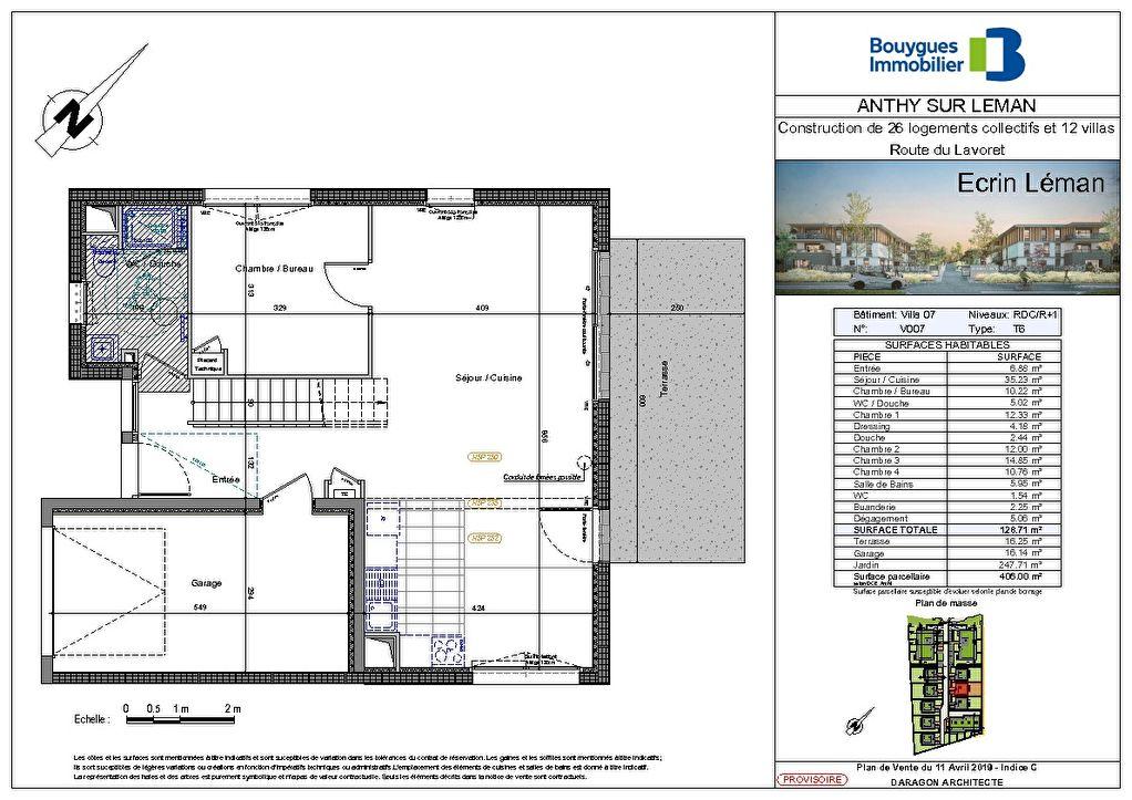 Vente Maison de 6 pièces 129 m² - ANTHY SUR LEMAN 74200   IMOGROUP EVIAN - IMOGROUP photo3