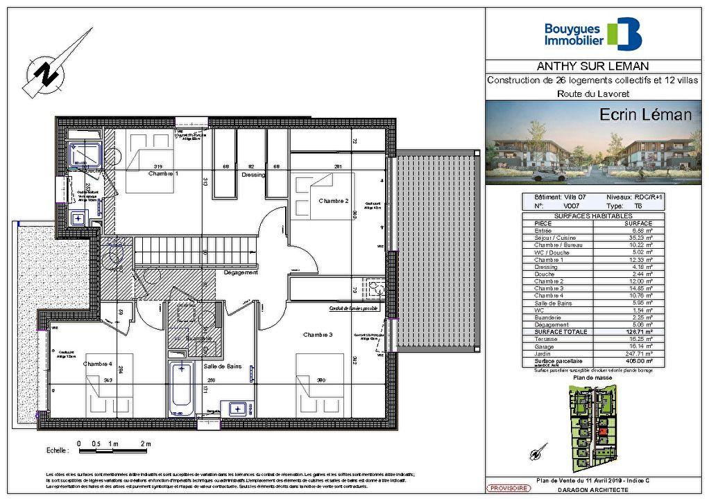 Vente Maison de 6 pièces 129 m² - ANTHY SUR LEMAN 74200   IMOGROUP EVIAN - IMOGROUP photo4