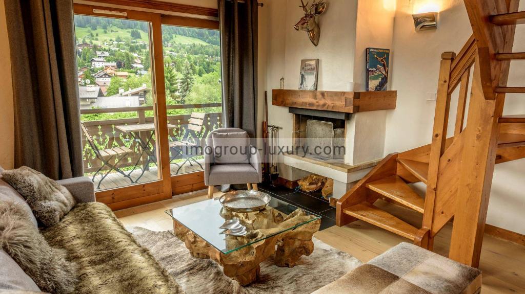 Vente Appartement de 4 pièces 53 m² - MEGEVE 74120 | IMOGROUP DOUVAINE - IMOGROUP photo2