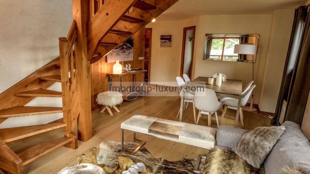 Vente Appartement de 4 pièces 53 m² - MEGEVE 74120 | IMOGROUP DOUVAINE - IMOGROUP photo3