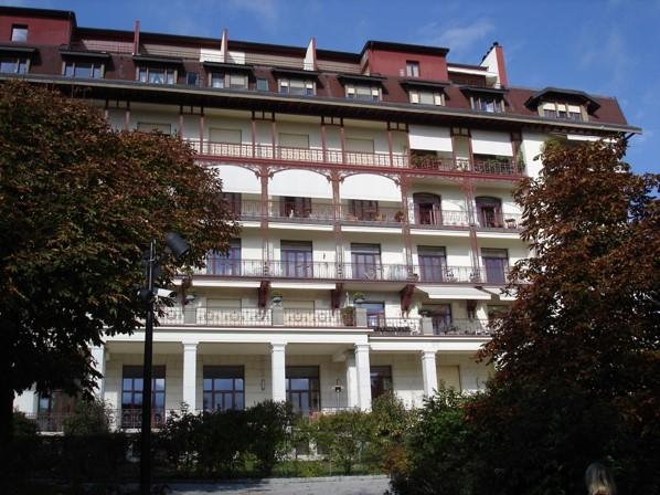 Location Appartement de 2 pièces 75 m² - DIVONNE LES BAINS 01220   IMOGROUP DIVONNE LES BAINS - IMOGROUP photo1