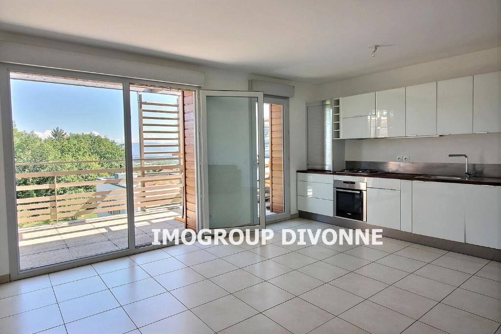 Vente Appartement de 3 pièces 64 m² - GEX 01170 | IMOGROUP DIVONNE LES BAINS - IMOGROUP photo1