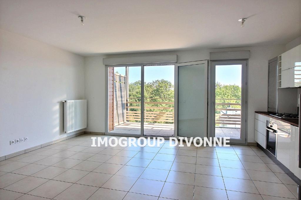Vente Appartement de 3 pièces 64 m² - GEX 01170 | IMOGROUP DIVONNE LES BAINS - IMOGROUP photo2