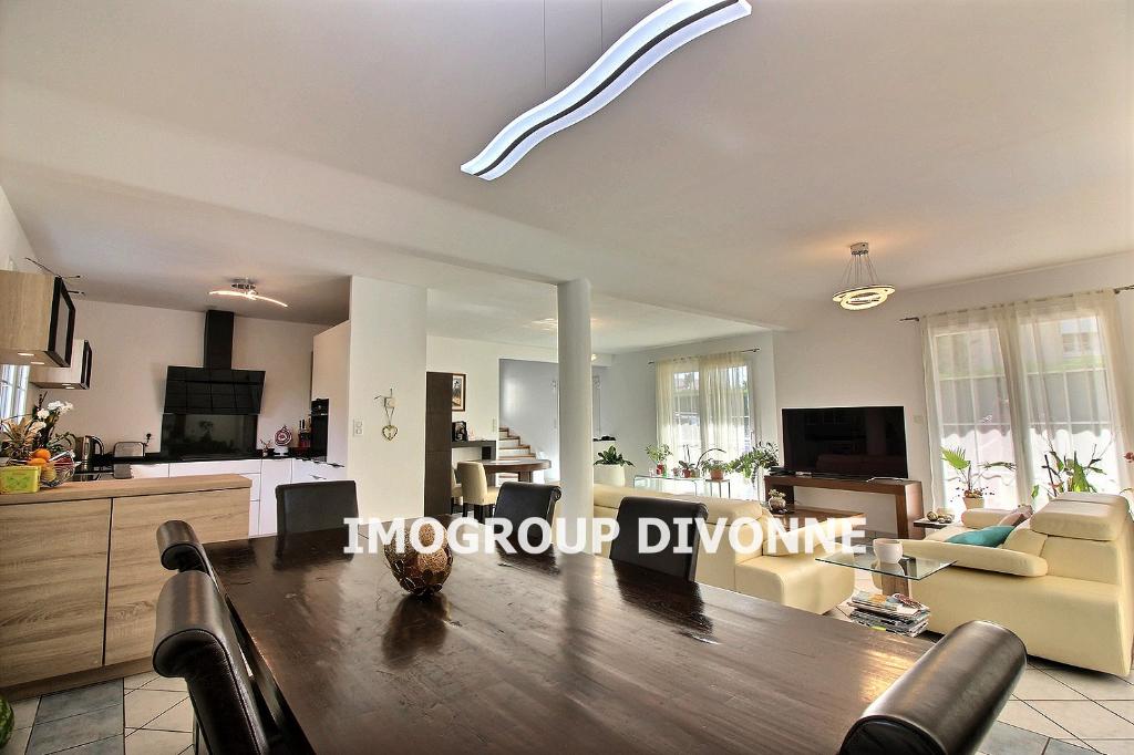 Location Maison de 6 pièces 185 m² - SAINT GENIS POUILLY 01630 | IMOGROUP DIVONNE LES BAINS - IMOGROUP photo1