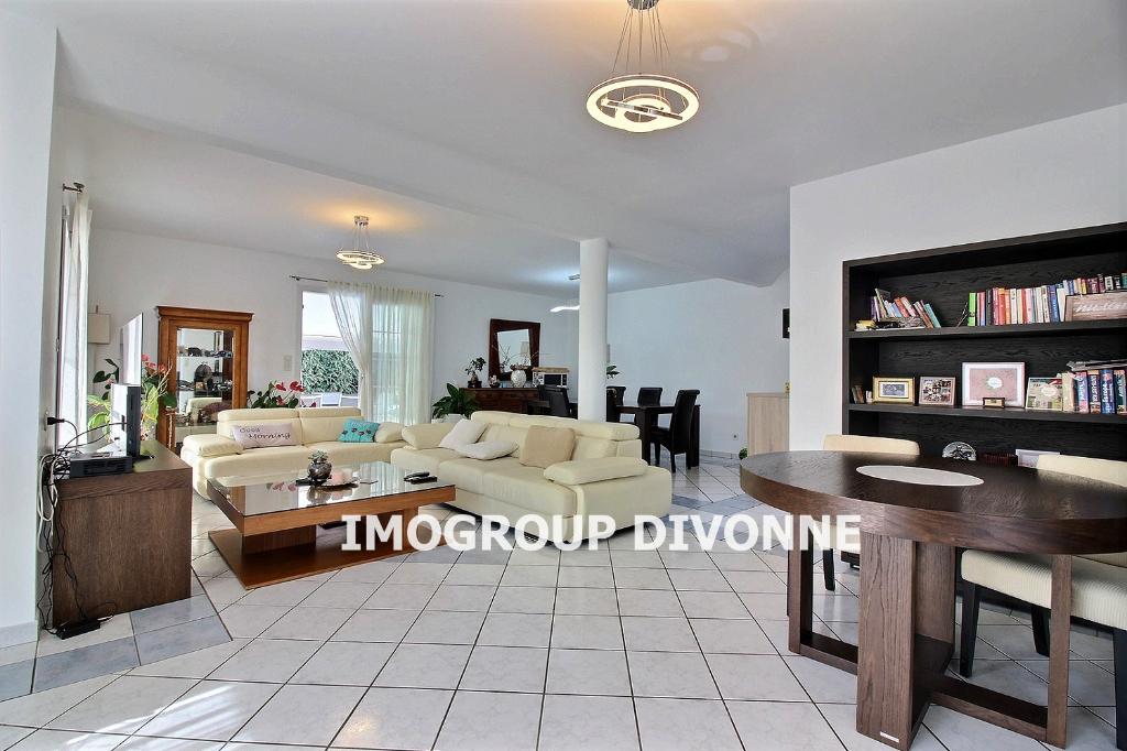 Location Maison de 6 pièces 185 m² - SAINT GENIS POUILLY 01630 | IMOGROUP DIVONNE LES BAINS - IMOGROUP photo2