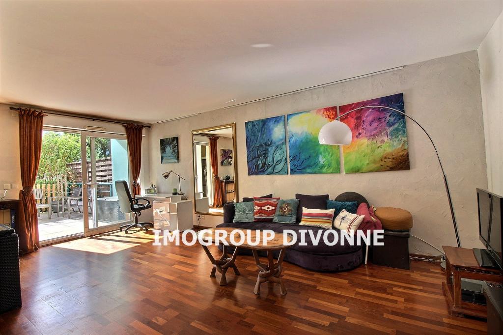 Location Appartement de 3 pièces 72 m² - CESSY 01170 | IMOGROUP DIVONNE LES BAINS - IMOGROUP photo1