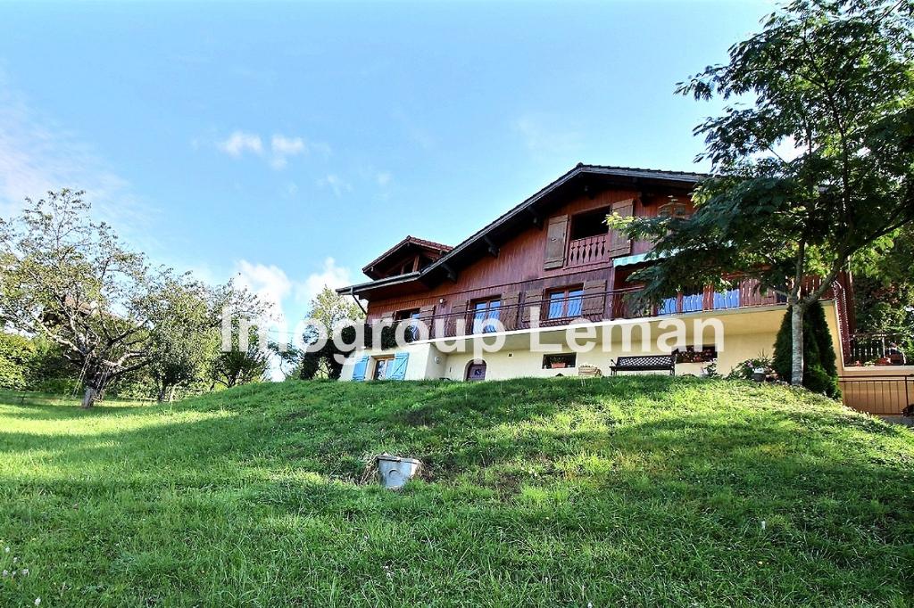 Vente Maison de 7 pièces 180 m² - LUCINGES 74380 | IMOGROUP DOUVAINE - IMOGROUP photo1