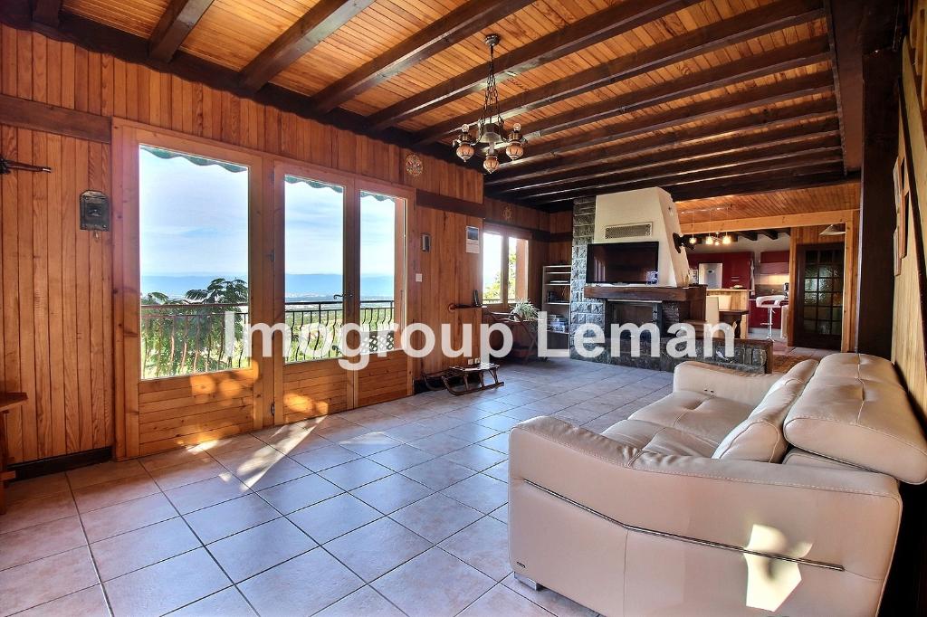 Vente Maison de 7 pièces 180 m² - LUCINGES 74380 | IMOGROUP DOUVAINE - IMOGROUP photo2