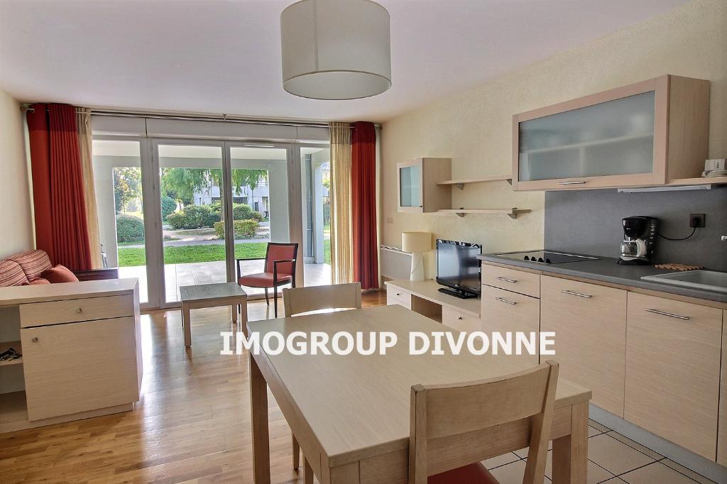 Vente Appartement de 2 pièces 56 m² - DIVONNE LES BAINS 01220 | IMOGROUP DIVONNE LES BAINS - IMOGROUP photo1