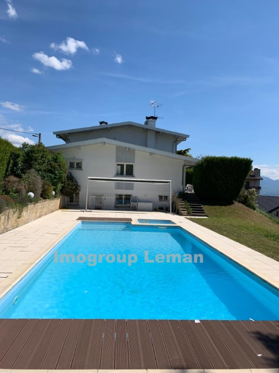 Vente Maison de 10 pièces 248 m² - CRANVES SALES 74380 | IMOGROUP DOUVAINE - IMOGROUP photo1