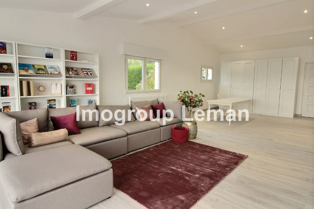 Vente Maison de 10 pièces 248 m² - CRANVES SALES 74380 | IMOGROUP DOUVAINE - IMOGROUP photo4