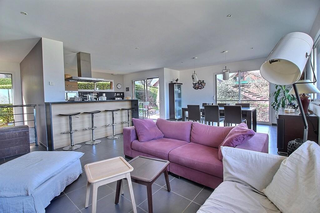 Vente Maison de 5 pièces 139 m² - MAXILLY SUR LEMAN 74500 | IMOGROUP EVIAN - IMOGROUP photo4