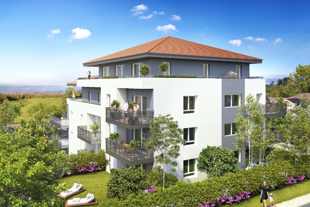 Vente Appartement de 5 pièces 131 m² - PUBLIER 74500 | IMOGROUP THONON LES BAINS - IMOGROUP photo2