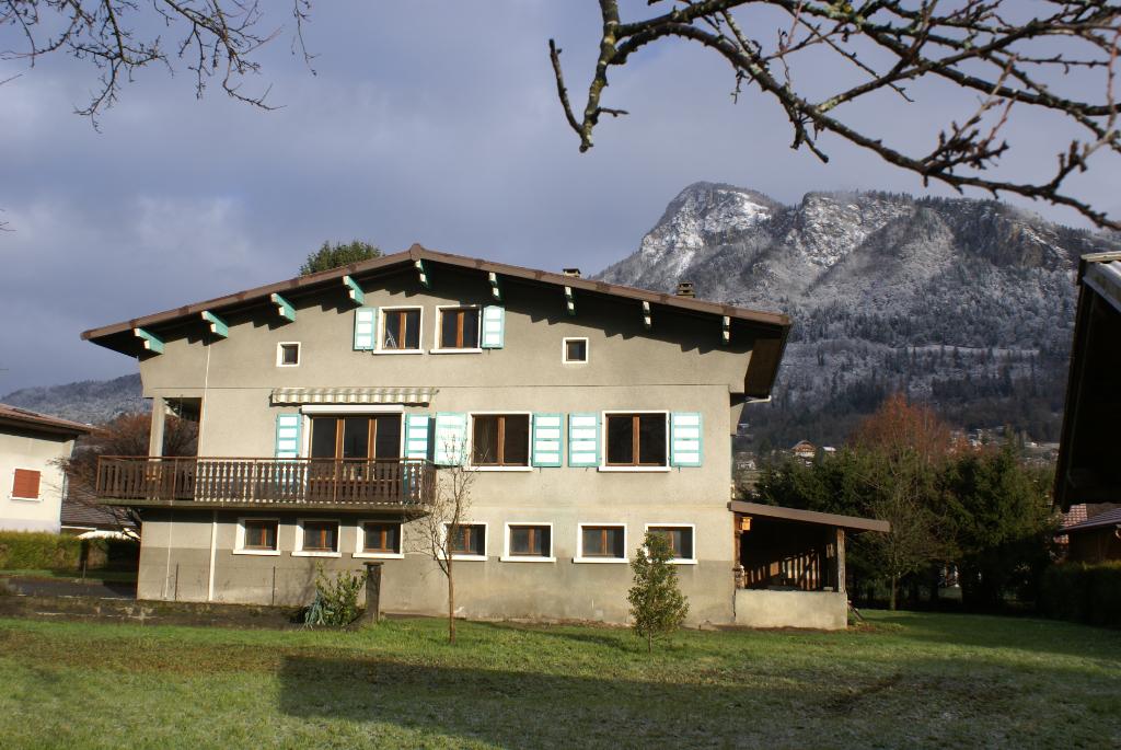 Vente Maison de 5 pièces 160 m² - THYEZ 74300 | IMOGROUP DOUVAINE - IMOGROUP photo1