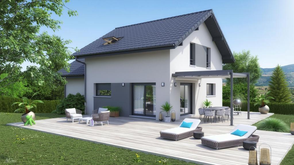 Vente Maison de 5 pièces 120 m² - LUGRIN 74500 | IMOGROUP EVIAN - IMOGROUP photo1