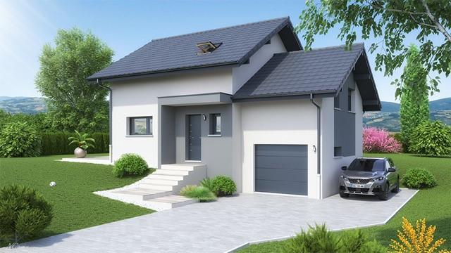 Vente Maison de 5 pièces 120 m² - LUGRIN 74500 | IMOGROUP EVIAN - IMOGROUP photo4