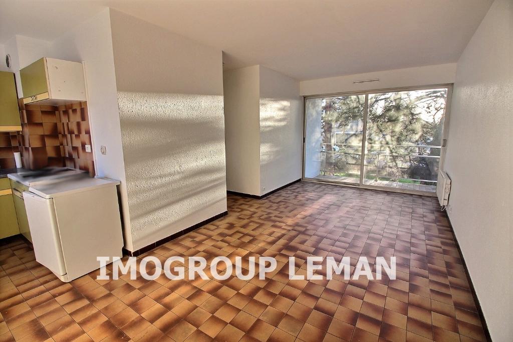 Vente Appartement de 2 pièces 40 m² - SCIEZ 74140   IMOGROUP DOUVAINE - IMOGROUP photo1