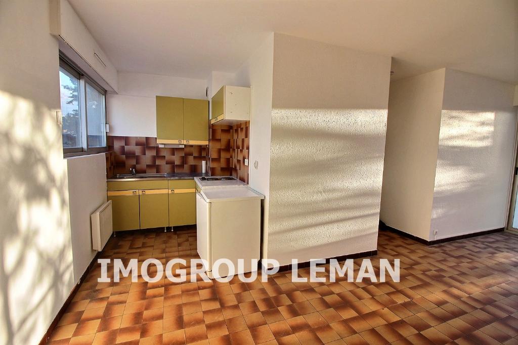 Vente Appartement de 2 pièces 40 m² - SCIEZ 74140   IMOGROUP DOUVAINE - IMOGROUP photo2