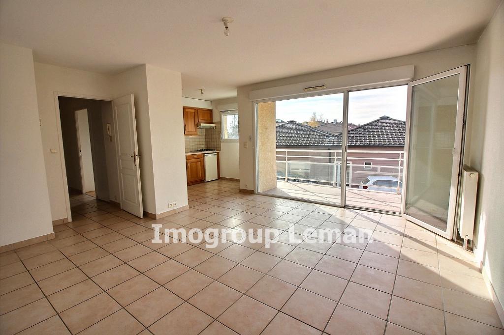 Vente Appartement de 3 pièces 62 m² - DOUVAINE 74140 | IMOGROUP DOUVAINE - IMOGROUP photo1
