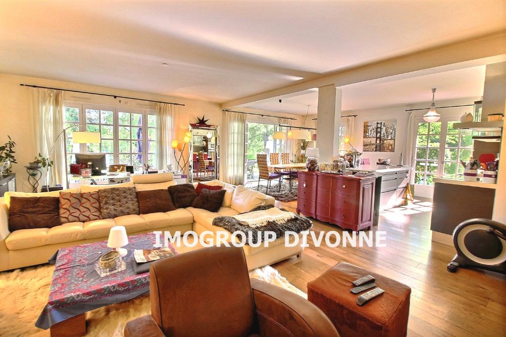 Vente Appartement de 4 pièces 147 m² - DIVONNE LES BAINS 01220   IMOGROUP DOUVAINE - IMOGROUP photo1