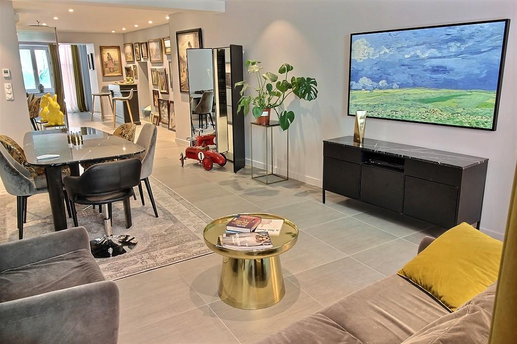 Vente Appartement de 4 pièces 90 m² - EVIAN LES BAINS 74500   IMOGROUP EVIAN - IMOGROUP photo2