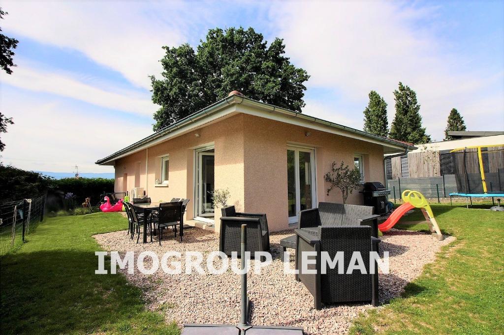Vente Maison de 3 pièces 60 m² - ANTHY SUR LEMAN 74200 | IMOGROUP THONON LES BAINS - IMOGROUP photo1