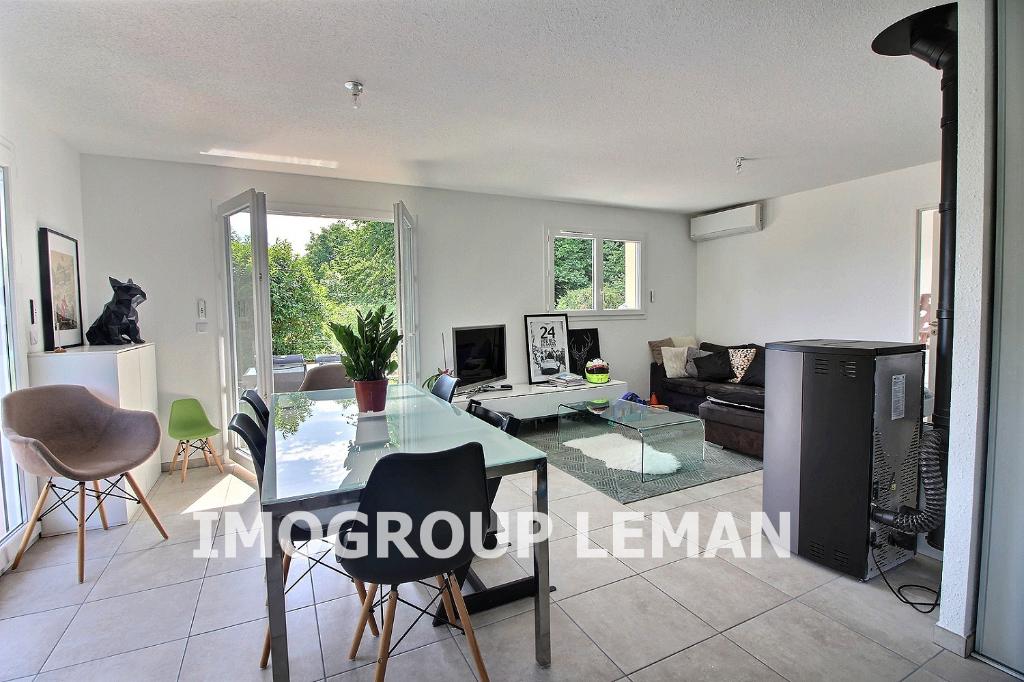 Vente Maison de 3 pièces 60 m² - ANTHY SUR LEMAN 74200 | IMOGROUP THONON LES BAINS - IMOGROUP photo2