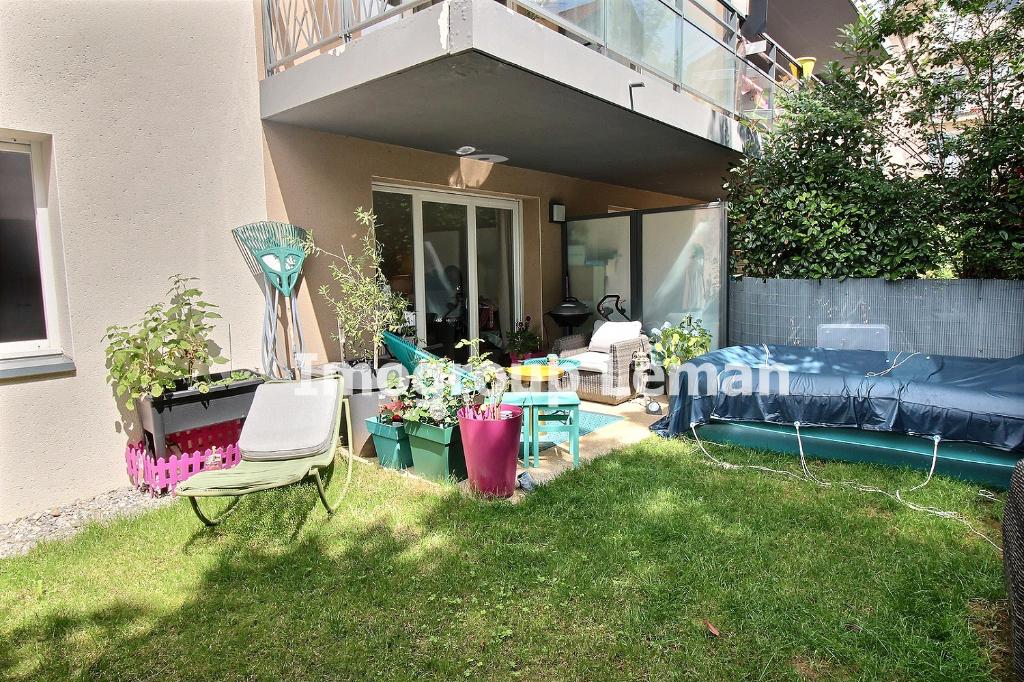 Vente Appartement de 2 pièces 43 m² - VETRAZ MONTHOUX 74100 | IMOGROUP CHENE BOURG GENEVE - IMOGROUP photo1