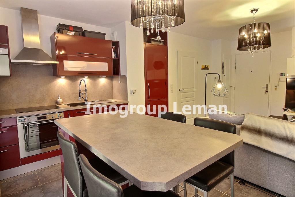 Vente Appartement de 2 pièces 43 m² - VETRAZ MONTHOUX 74100 | IMOGROUP CHENE BOURG GENEVE - IMOGROUP photo4