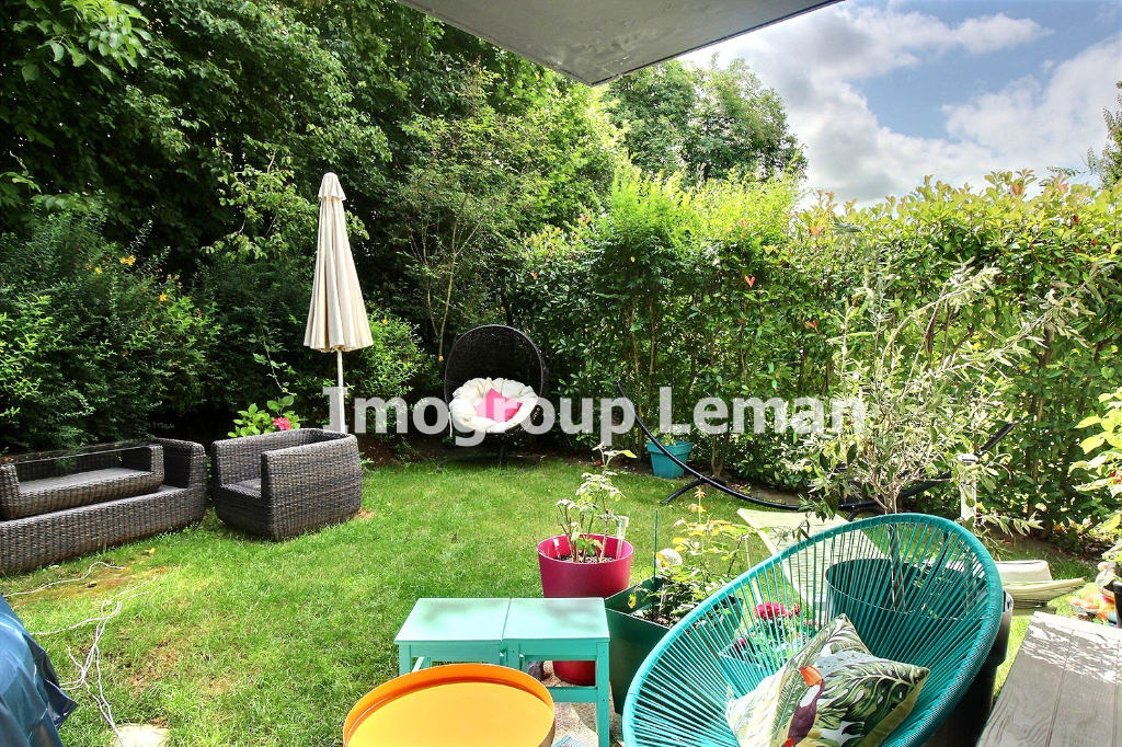 Vente Appartement de 2 pièces 43 m² - VETRAZ MONTHOUX 74100 | IMOGROUP DOUVAINE - IMOGROUP photo2