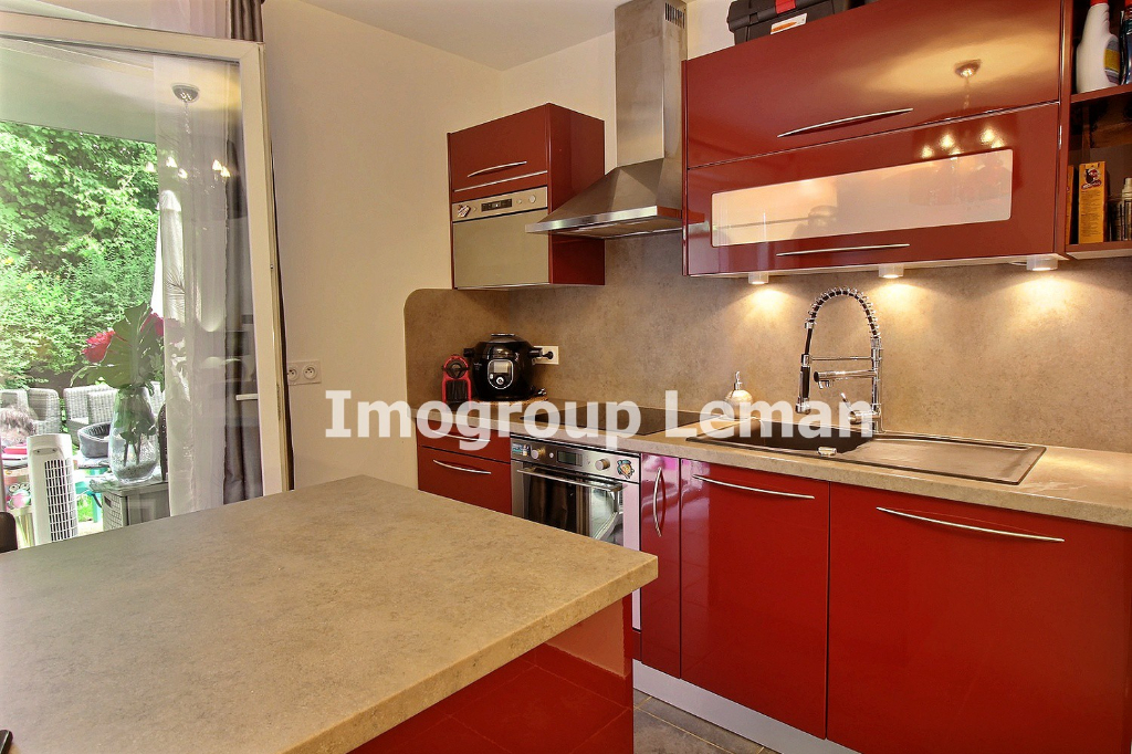 Vente Appartement de 2 pièces 43 m² - VETRAZ MONTHOUX 74100 | IMOGROUP DOUVAINE - IMOGROUP photo3