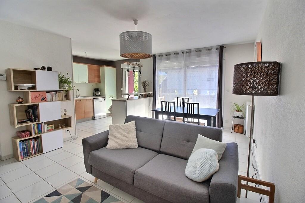 Vente Appartement de 3 pièces 63 m² - THONON LES BAINS 74200 | IMOGROUP THONON LES BAINS - IMOGROUP photo1