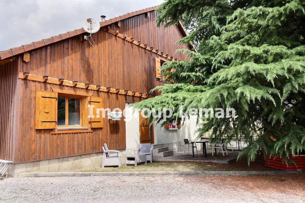 Vente Maison de 5 pièces 130 m² - VILLE EN SALLAZ 74250 | IMOGROUP DOUVAINE - IMOGROUP photo1