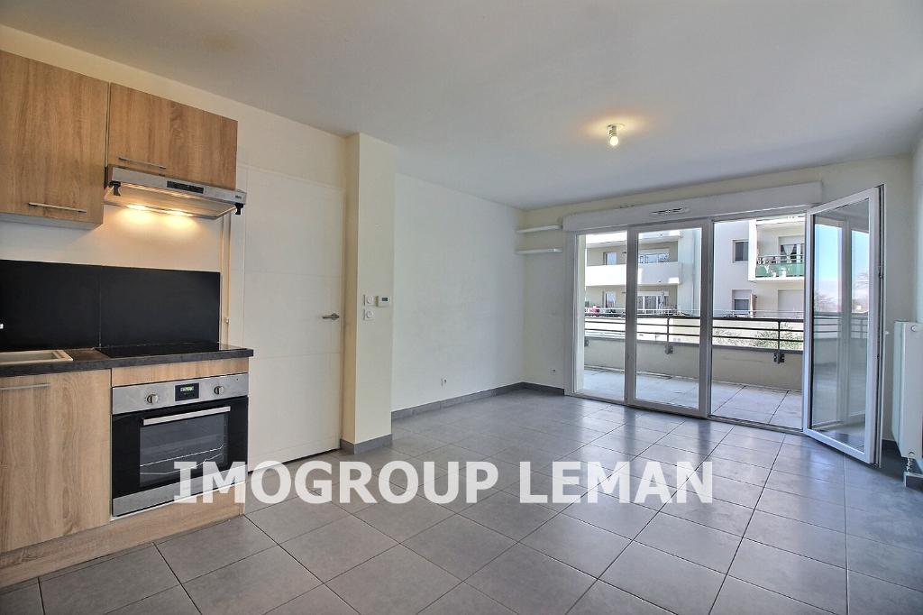 Vente Appartement de 2 pièces 41 m² - SCIEZ 74140 | IMOGROUP DOUVAINE - IMOGROUP photo1