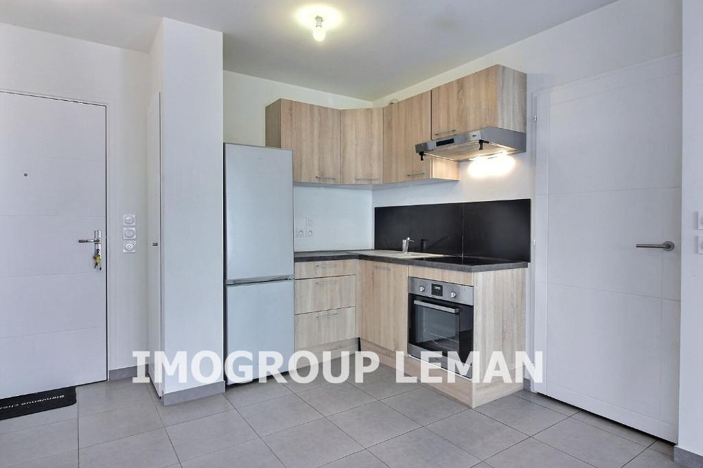 Vente Appartement de 2 pièces 41 m² - SCIEZ 74140 | IMOGROUP DOUVAINE - IMOGROUP photo2