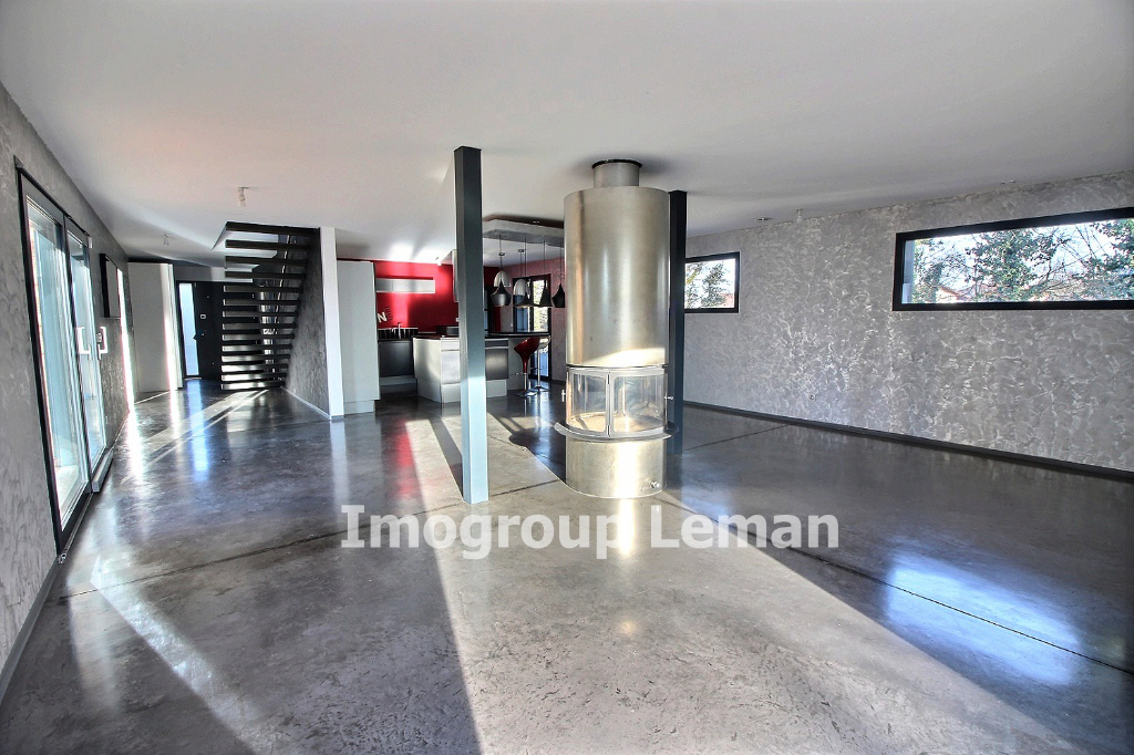 Vente Maison de 7 pièces 243 m² - CHENS SUR LEMAN 74140   IMOGROUP DOUVAINE - IMOGROUP photo2