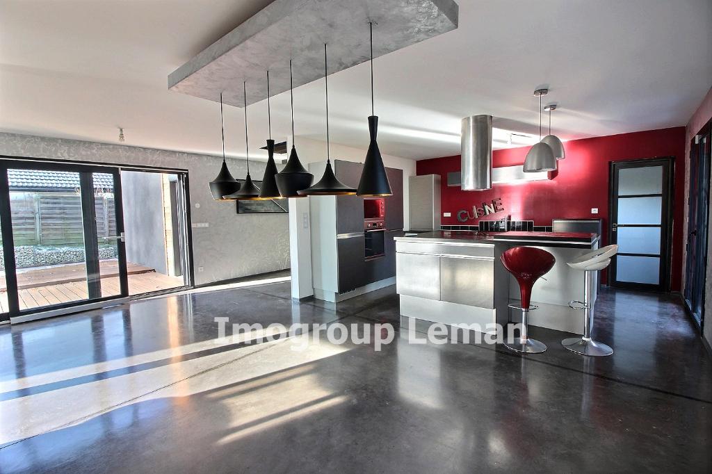 Vente Maison de 7 pièces 243 m² - CHENS SUR LEMAN 74140   IMOGROUP DOUVAINE - IMOGROUP photo3