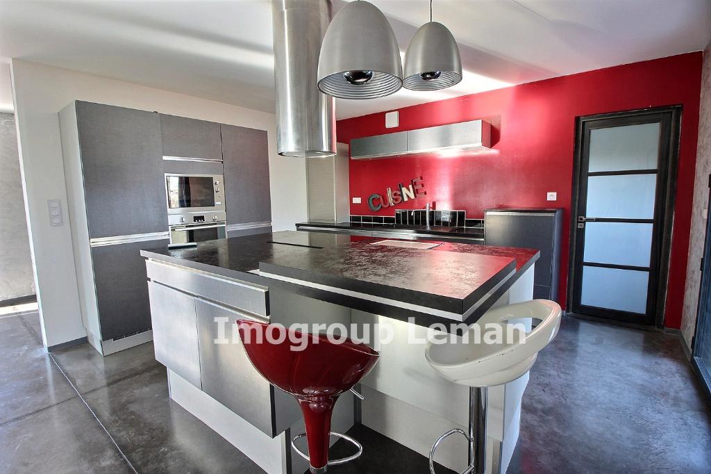Vente Maison de 7 pièces 243 m² - CHENS SUR LEMAN 74140   IMOGROUP DOUVAINE - IMOGROUP photo4