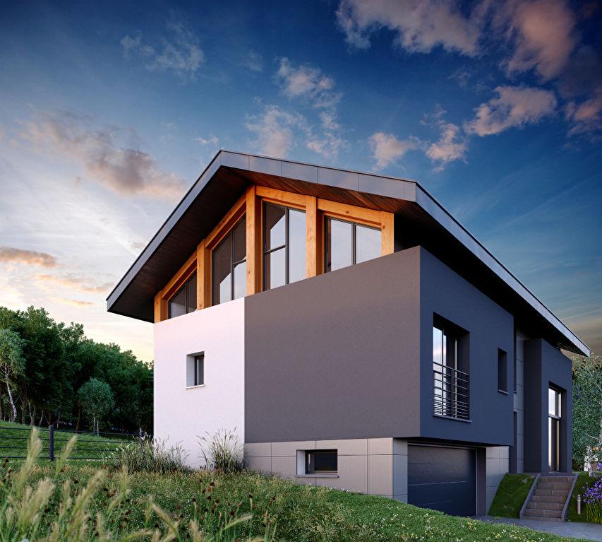 Vente Programme Neuf de 5 pièces 180 m² - BALLAISON 74140   IMOGROUP DOUVAINE - IMOGROUP photo2