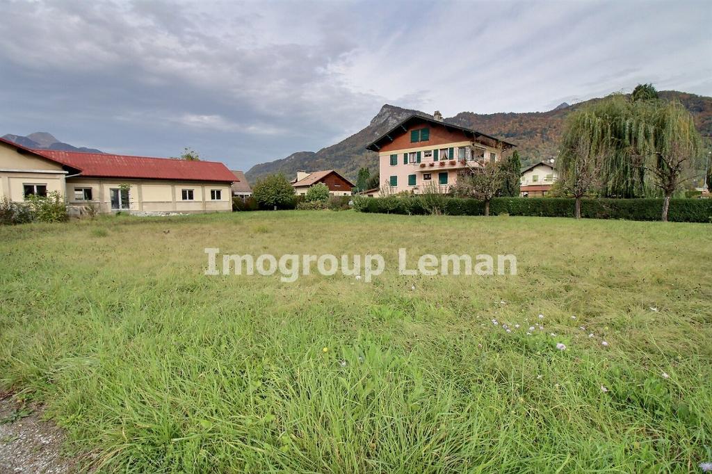 Vente Terrain de 427 m² - CLUSES 74300   IMOGROUP DOUVAINE - IMOGROUP photo1