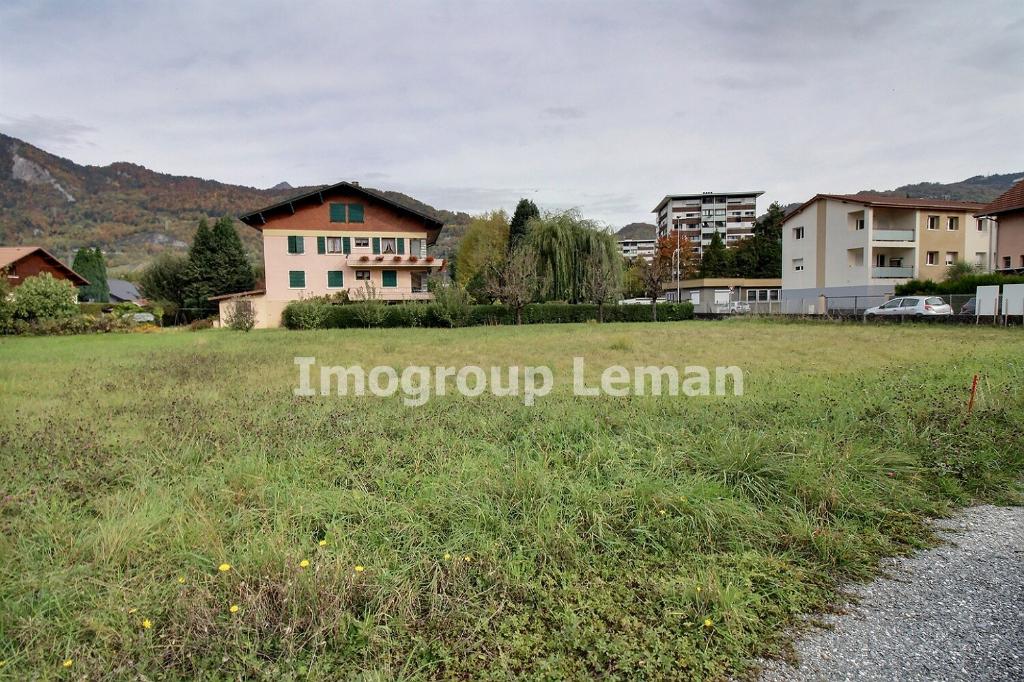 Vente Terrain de 427 m² - CLUSES 74300   IMOGROUP DOUVAINE - IMOGROUP photo2