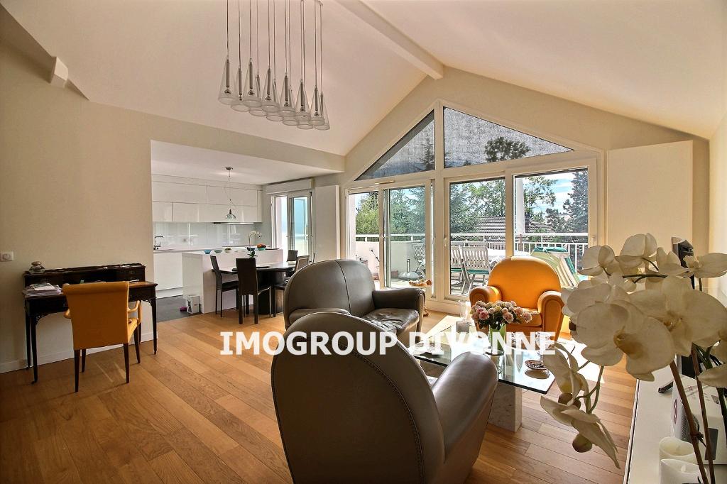 Vente Appartement de 4 pièces 105 m² - DIVONNE LES BAINS 01220 | IMOGROUP DOUVAINE - IMOGROUP photo2