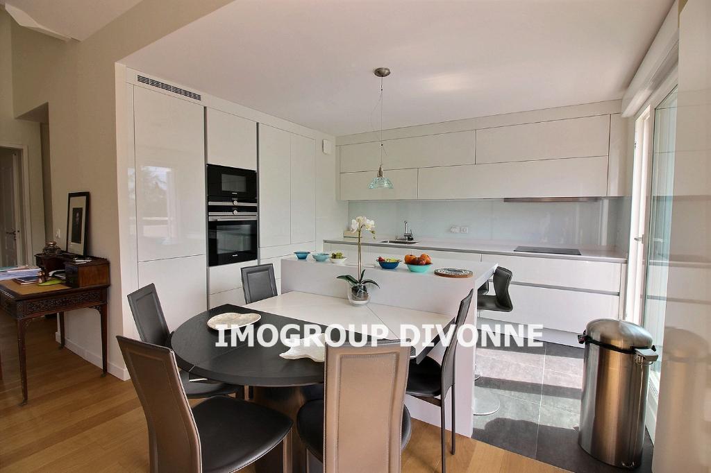 Vente Appartement de 4 pièces 105 m² - DIVONNE LES BAINS 01220 | IMOGROUP DOUVAINE - IMOGROUP photo3