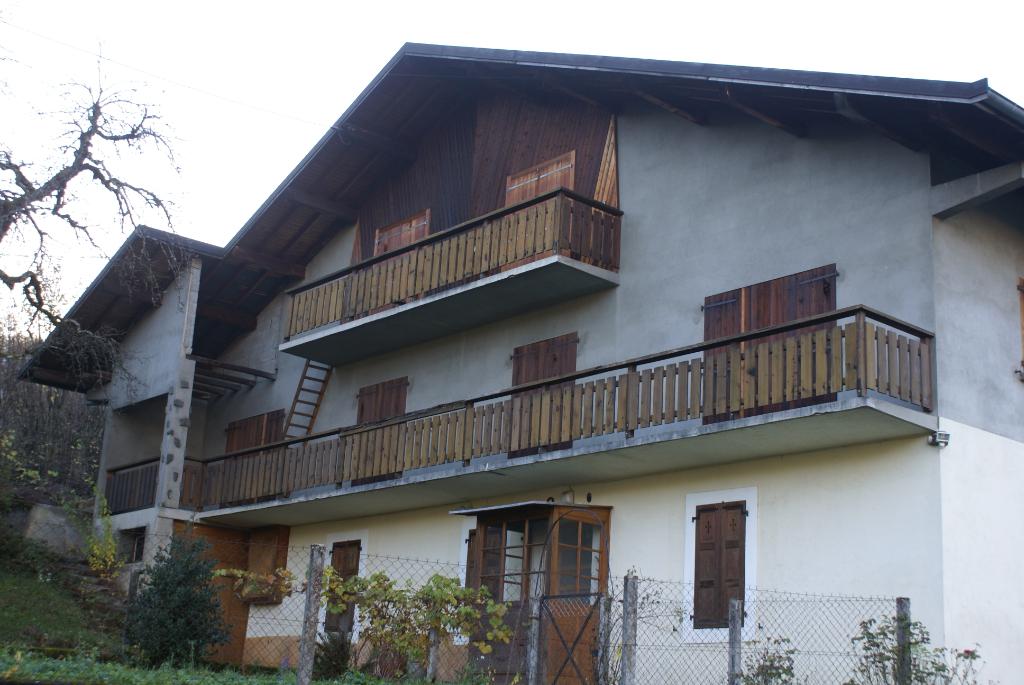Vente Maison de 4 pièces 390 m² - DOMANCY 74700   IMOGROUP DOUVAINE - IMOGROUP photo1