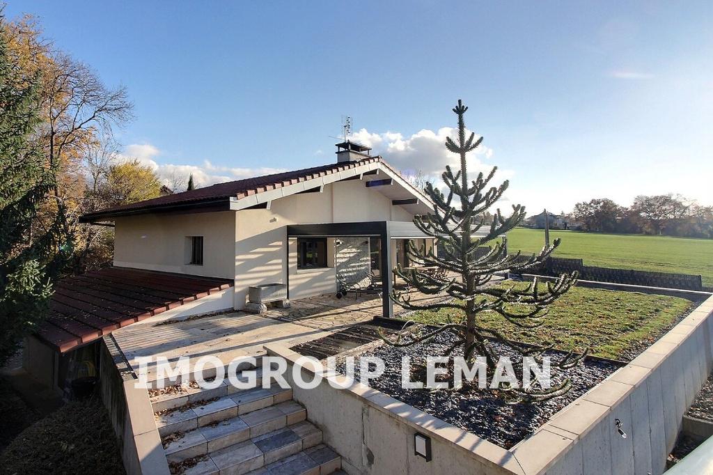 Vente Maison de 5 pièces 120 m² - CHENS SUR LEMAN 74140   IMOGROUP DOUVAINE - IMOGROUP photo1
